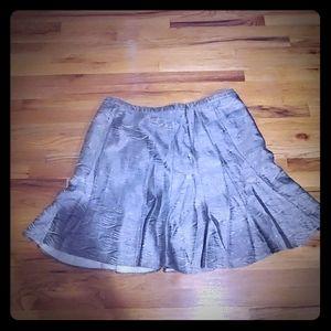 Gold shimmer.skirt